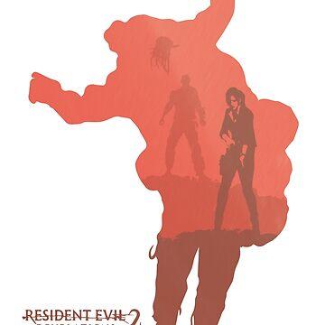 Resident Evil Revelations 2 de AlundrART