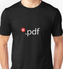 *.pdf T-Shirt