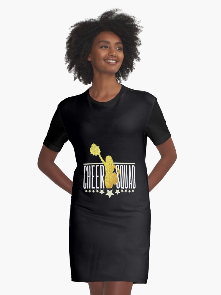 fe96879465dc Cheer Squad | cheerleader shirt | cheerleader gift | cheerleader clothes  for girls | cheerleading tshirt