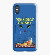 The Great Catsby iPhone Case/Skin
