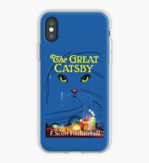 The Great Catsby iPhone Case