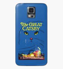 Der große Catsby Hülle & Klebefolie für Samsung Galaxy