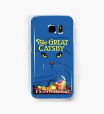 The Great Catsby Samsung Galaxy Case/Skin