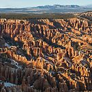 Canyon Fire – Bryce Canyon National Park, Utah by Jason Heritage
