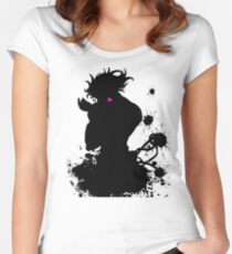 Lord DIO - Jojo's Bizarre Adventure Women's Fitted Scoop T-Shirt