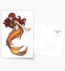 Lira Siren ver. Postcards