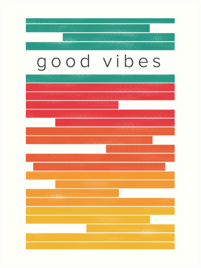 Good Vibes by Strange City