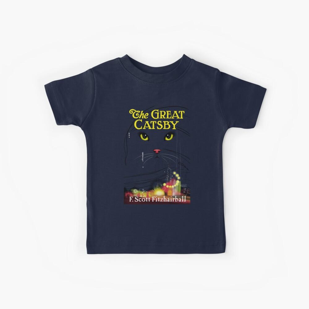 Der große Catsby Kinder T-Shirt