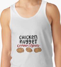 Chicken Nugget Connoisseur Tank Top