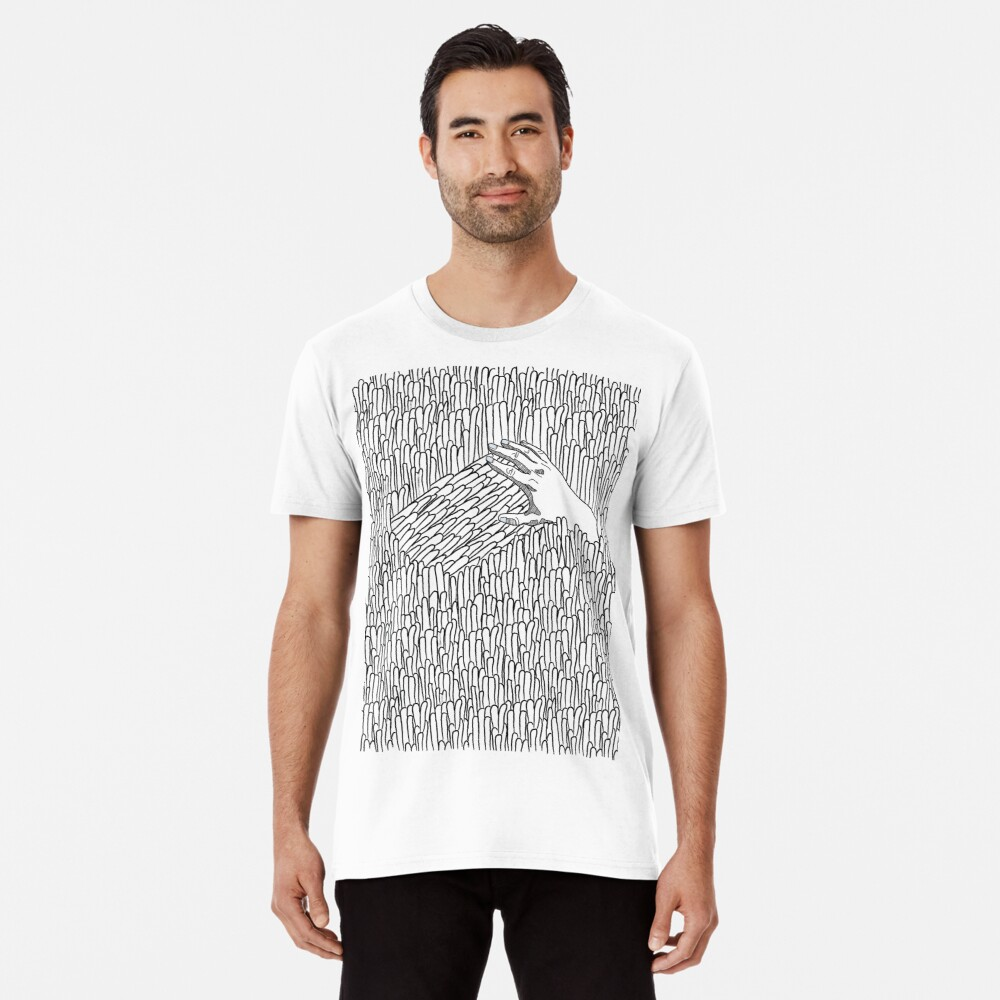 Carpetting 2 Men's Premium T-Shirt Front