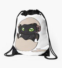 Dragon Hatchling Drawstring Bag