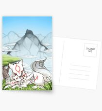 Okami Postcards