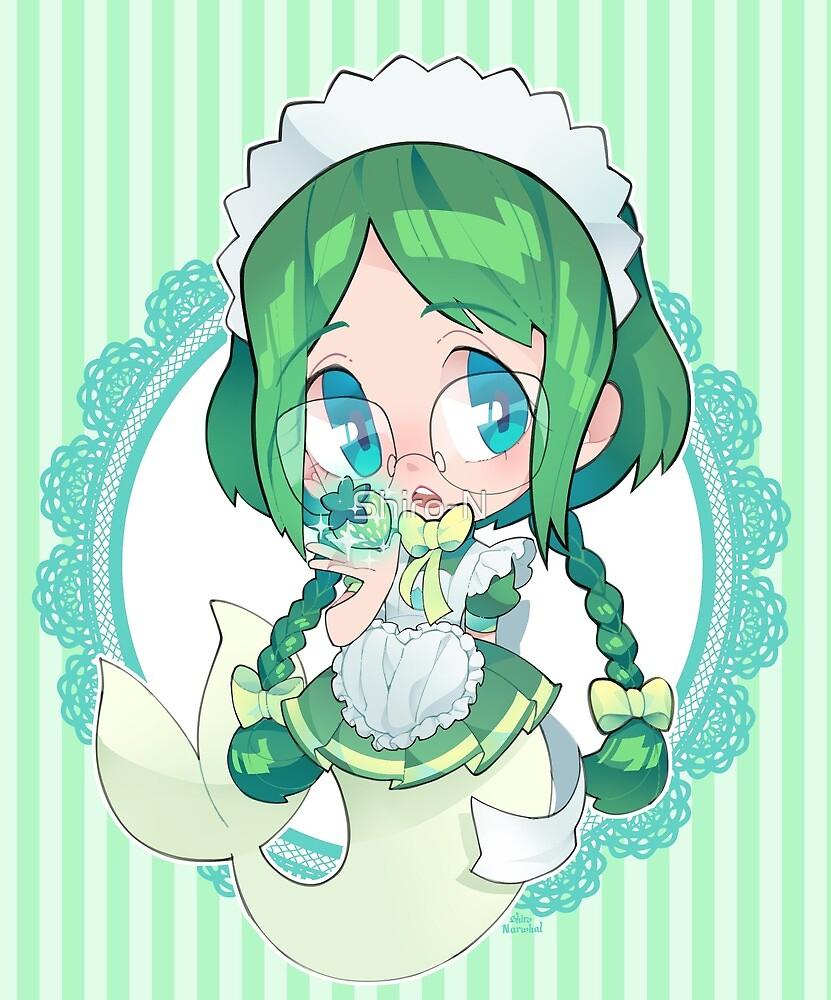 Lettuce by Shiro-N