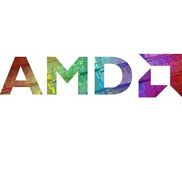 AMD Logo   Silicon 2 by BHawk-Graphics