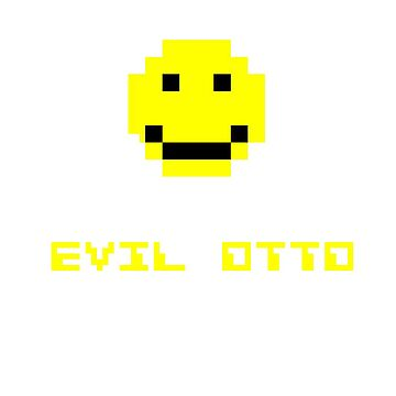 Evil Otto by Giygas666