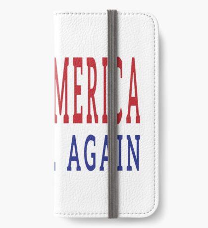 Make America Normal Again iPhone Wallet