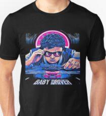 Baby Bad Boy Fahrer Unisex T-Shirt