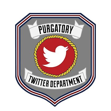Purgatory Twitter Department by HotForHoltz