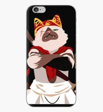 ironic character on game iPhone Case