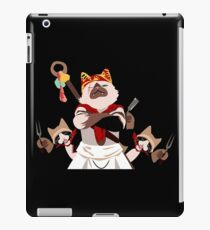ironic character on game iPad Case/Skin