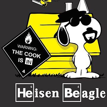 Snoopy Breaking Bad by biiggieone