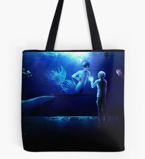 We Have Lingered In The Chambers Of The Sea Tote Bag