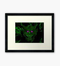 ~gothic~ Framed Print
