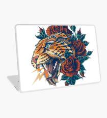 Vinilo para portátil Leopard adornado (Versión en color)