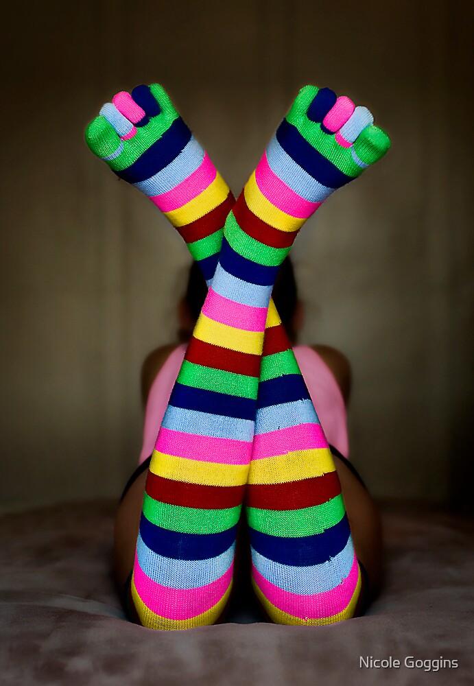 Happy Feet by Nicole Goggins