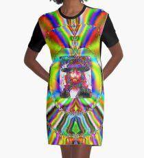 John by Dream Garden Graphics Graphic T-Shirt Dress