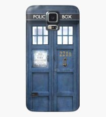 221b is Bigger on the Inside Case/Skin for Samsung Galaxy