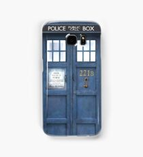 221b is Bigger on the Inside Samsung Galaxy Case/Skin