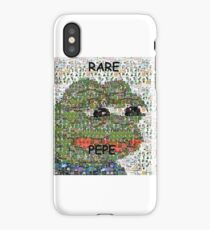 Rare Pepe - Frog Meme Compilation iPhone Case