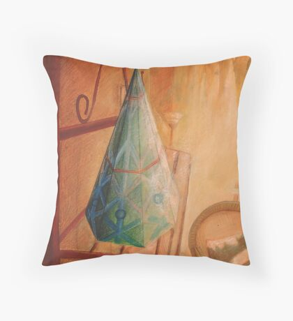 Object Series III Throw Pillow