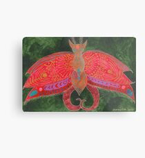 Rosewings Metal Print