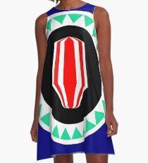Bougainville A-Line Dress