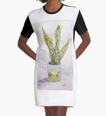 Sans I Graphic T-Shirt Dress