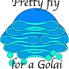 Pretty fly... for a Golgi by mcthoughtful