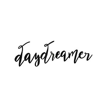 Daydreamer —Black by THEARTICSOUL