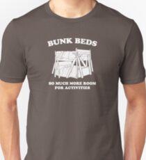 Bunk beds Fans Unisex T-Shirt