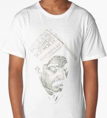 gabriel garcía márquez Long T-Shirt