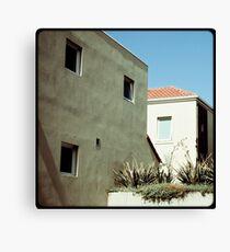 Melbourne's squares 01 (Dream sequence) Canvas Print