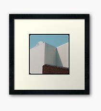 Melbourne's squares 04 Framed Print