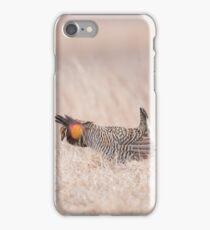 Prairie Chicken 1-2015 iPhone Case/Skin