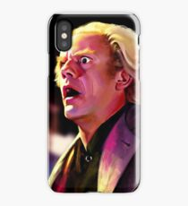 Great Scott! iPhone Case