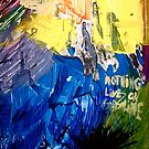 Nothing lives on Gasoline. by Thom Abildgaard