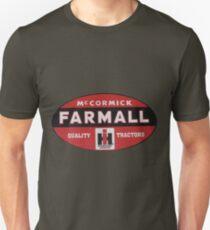 Farmall Tractors Sign Unisex T-Shirt
