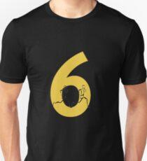 Running Through The Six Unisex T-Shirt