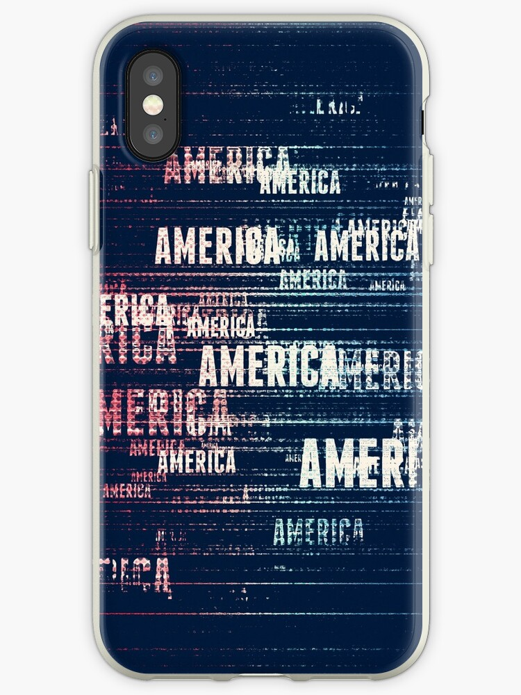America Typographic Design by morningdance