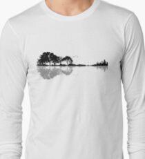 284d50b35 Nature Guitar Long Sleeve T-Shirt